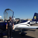 Frank Hoepfner (CEO) and our new RV12